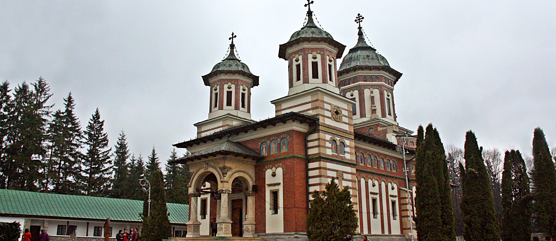 Sinaia orthodox Monastery
